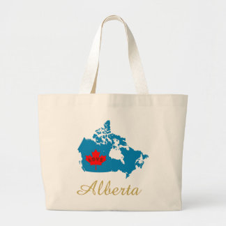 Van de liefdeCanada van Alberta Klantgerichte het Grote Draagtas