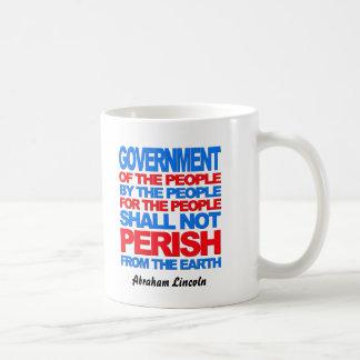 Van de Mensen Koffiemok