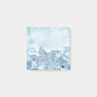 Van de sneeuwvlok van de Kristallen post-it®- Post-it® Notes