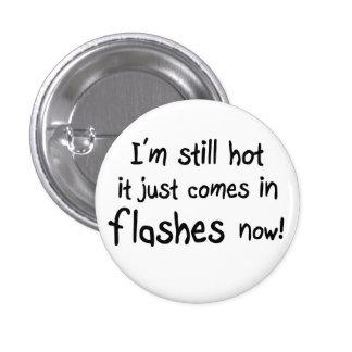 Van de verjaardagsgiften van grappige vrouwen de ronde button 3,2 cm