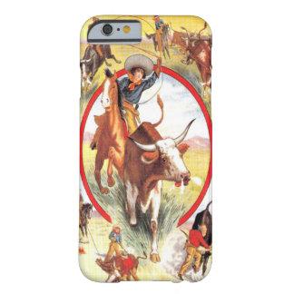 """Van de """"vintage Veedrijfster"""" Westerne iPhone 6 ho"""