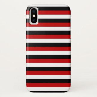 Van de vlagstrepen van Trinidad Tobago Yemen de iPhone X Hoesje