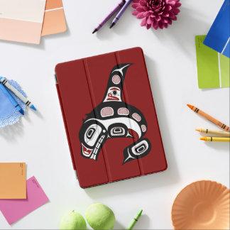 Van de Vreedzame kustHaida van het noordwesten de iPad Pro Cover