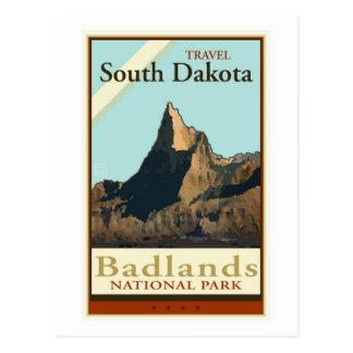 Van de Zuid- reis Dakota Briefkaart