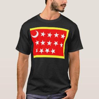 Van Dorn Flag (het 4de Regiment van de Infanterie T Shirt