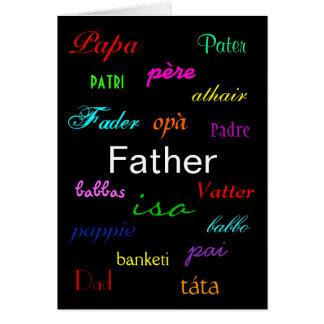 """Van een """"vaderdag"""" de Klantgerichte Kaart -"""