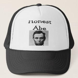"""Van """"eerlijke Abe"""" Lincoln de T-shirts en de Trucker Pet"""