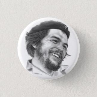 """Van Ernesto de """"Che"""" Guevara Knoop Ronde Button 3,2 Cm"""