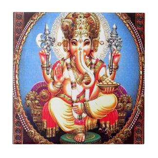 Van Ganesha (गणेश) de Indische Olifant Tegeltje