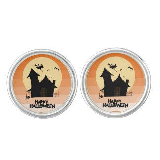 """Van """"gelukkig Halloween"""" Cufflinks Manchetknopen"""