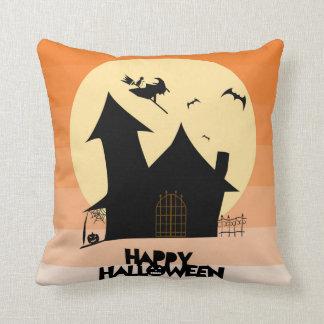 """Van """"gelukkig Halloween"""" het Kussen"""