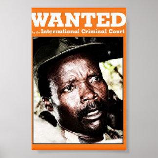 (Van Gewilde) Kony 2012 het Poster