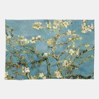 Van Gogh Blossoming het Vintage Art. van de Boom Theedoek