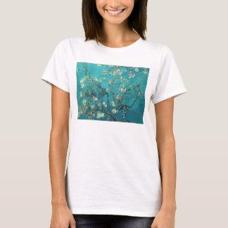 Van Gogh Branches met de Bloesem van de Amandel T Shirt