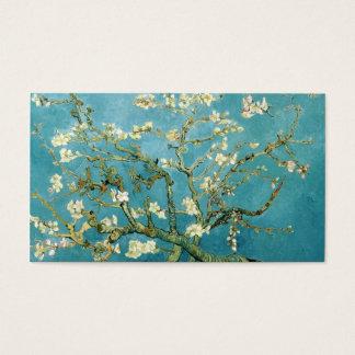 Van Gogh de lente komt douanevisitekaartjes tot Visitekaartjes