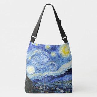 Van Gogh het Canvas tas van het Starry