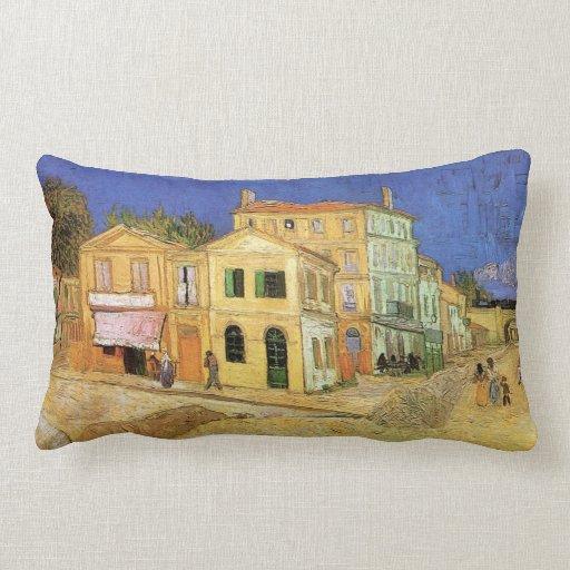 Van Gogh Het Huis Van Vincent In Arles Geel Huis Huis Interieur Huis Interieur 2018 [thecoolkids.us]