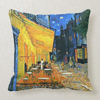 Van Gogh - het Terras van de Koffie, Van Gogh het Kussen