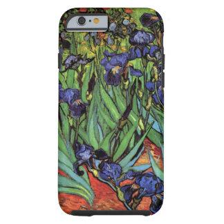 Van Gogh Irises, het Vintage PostArt. van het