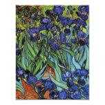 Van Gogh Irises Uitnodigingen