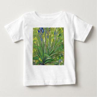 Van Gogh kunstIrissen, acrylreproductie Baby T Shirts