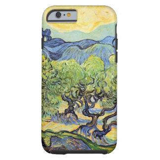 Van Gogh Olijfbomen, het Vintage Art. van het