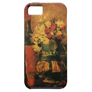 Van Gogh Romantic Fijne Kunst met Rozen en Wijn Tough iPhone 5 Hoesje