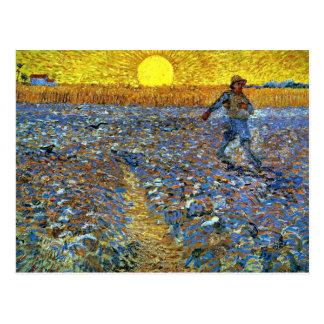 Van Gogh - Sower Briefkaart