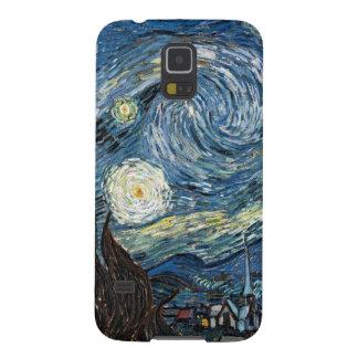 Van Gogh Starry Nacht Galaxy S5 Hoesje