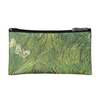 Van Gogh   Twee Witte Vlinders Make-up Bag