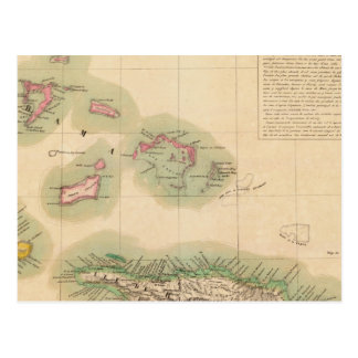 Van Haïti en van de Dominicaanse Republiek 68 Sep Briefkaart