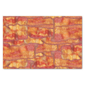 Van het achtergrond bacon Patroon, Grappig 25,4 X 38,1 Cm Tissue Papier