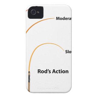 Van het de actiediagram van de staaf de kenmerken iPhone 4 hoesje