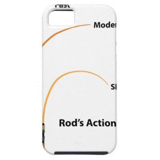 Van het de actiediagram van de staaf de kenmerken tough iPhone 5 hoesje