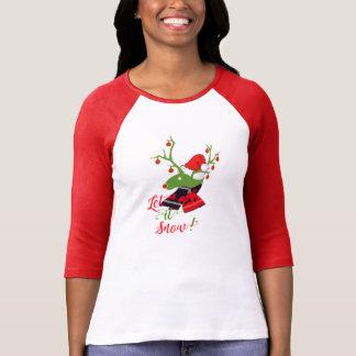 Van het de decoratieRendier van Kerstmis het T Shirt