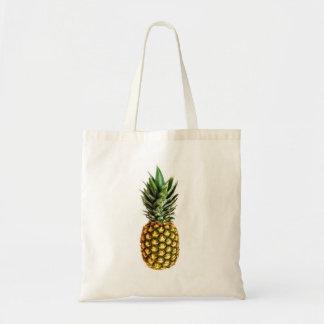 Van het de drukbolsa van de ananas zak | Gezonde Draagtas