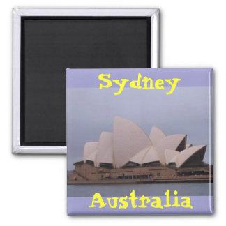 Van het de operahuis van Australië Sydney de Vierkante Magneet