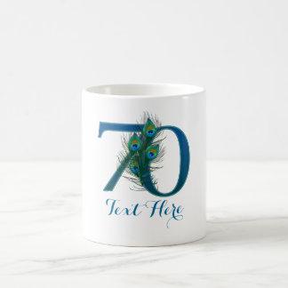 Van het de tekst zeventigste Huwelijk van de Koffiemok