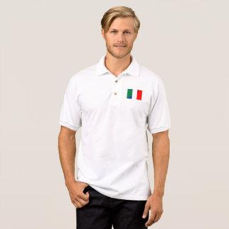 van het de vlagland van Italië Frankrijk het halve Polo