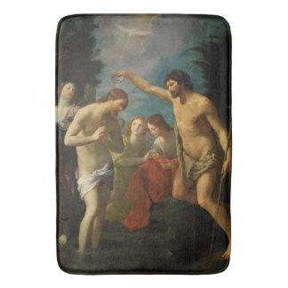 """Van het """"doopsel van Christus"""" de kunstbadmatten Badmat"""
