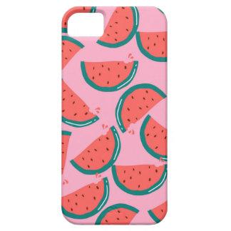 Van het het fruitthema van de zomer van het de barely there iPhone 5 hoesje