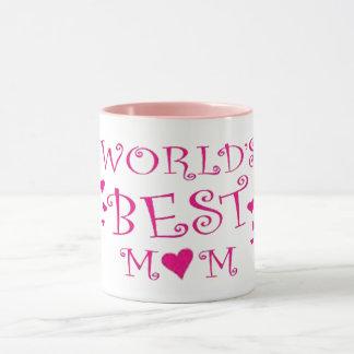 van het het mammamoederdag van de wereld het beste mok