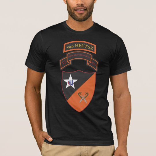 Van Heutsz 12 Infbat LUMBL AASLT Combo T Shirt