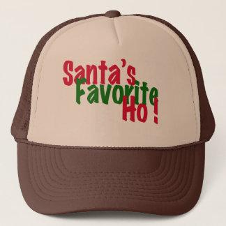 van ho grappig Kerstmis van santa favoriet het Trucker Pet