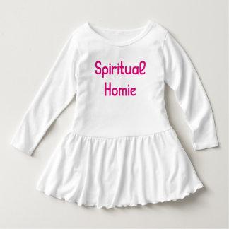 """Van Kiddie Kleding de """"Spirituele Homie"""" Baby Jurk"""