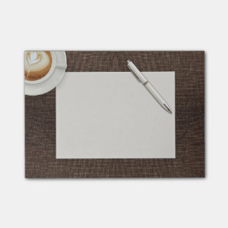 Van Latte en van Nota's post-it®- Nota's 4 x 3 Post-it® Notes