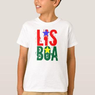Van LISSABON (LISSABON) Tagless ComfortSoft® de T Shirt