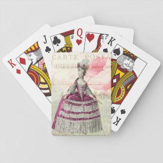 Van Marie de French Accent Speelkaarten van Antoin