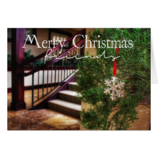 Van Mijn Huis aan van u Kerstkaart Briefkaarten 0