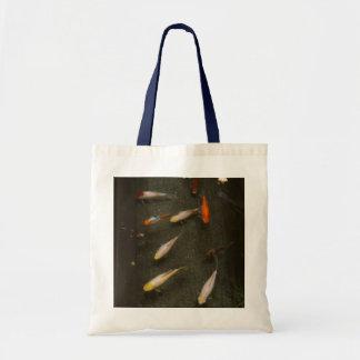 Van Nishikigoi (Vissen Koi) het Canvas tas